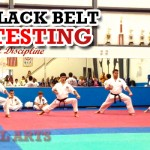 Black Belt Testing: October 17th