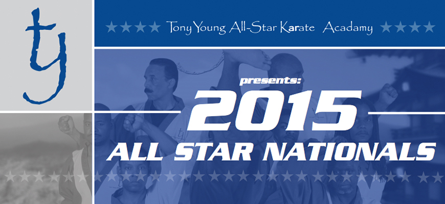 all star nationals karate tournament