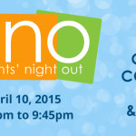 April 10th Parents' Night Out