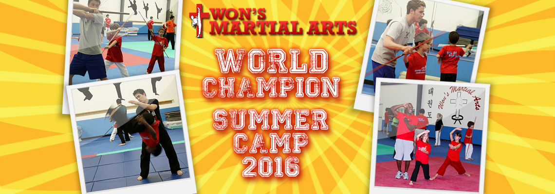 World Champion Summer Camp 2016